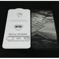 10 pçs camdems real 6d vidro temperado protetor de tela capa completa para iphone 11pro max 11 xs max xr x 6 s 7 mais 8 8 mais 6 plus