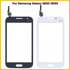 10 pçs touchscreen para samsung galaxy win GT-i8552 GT-i8550 i8552 i8550 8552 painel da tela de toque digitador sensor lcd vidro frontal