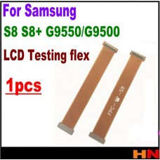 1pcs For Samsung S8 S8+ S8 plus g9550 g9500 edge S9 S9+ testing flex LCD test flex testing flex cable cable good quality