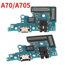 For Samsung Galaxy A70 / A705F Charging Port Board For Samsung A70 / A705F Phone Flex Cables Replacement parts USB Charger Board