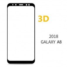 For Samsung Galaxy A8 2018 Glass Tempered For Samsung Galaxy A8 2018 Plus Screen Protector 3d Full Cover Protective Glass Flim