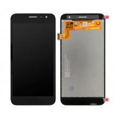Para samsung galaxy j2 core j260 display lcd tela de toque digitador assembléia + ferramentas