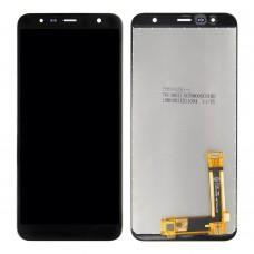Para samsung galaxy j4 + j415 SM-J415F j415fn j415f display lcd tela de toque digitador assembléia vidro para j4 mais lcd