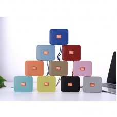 TG166 Bluetooth Speaker Portable Wireless Speaker with Outdoor Beach Radio FM USB / TF Play Phone and Computer