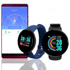 D18 Smart Watch Men Heart Rate/Blood Pressure/Blood Oxyge Monitor D13 Smart Bracelet Wristband Fitness Tracker Waterproof Y68