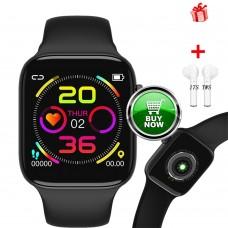W4 smart watch Series 4 Heart Rate Monitor Blood Pressure men women Wristbands For Huawei Xiaomi Apple Phone PK IWO 8 12 W34 X6